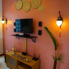 Отель Villa Siam Lanna @ Golden Pool Villas Ланта комната для гостей фото 5