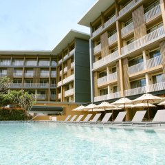 Отель Centra By Centara Phu Pano Resort Krabi Ао Нанг бассейн фото 2