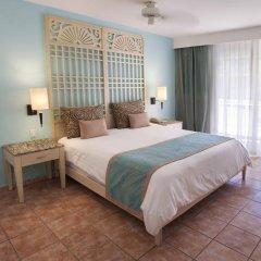 Отель VH Gran Ventana Beach Resort - All Inclusive 4* Улучшенный номер с различными типами кроватей фото 4