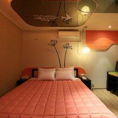 Haeundae Grimm Hotel 2* Номер Делюкс с различными типами кроватей фото 43