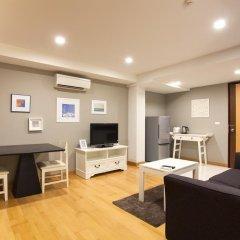 Отель Rocco Huahin Condominium Апартаменты с различными типами кроватей фото 14