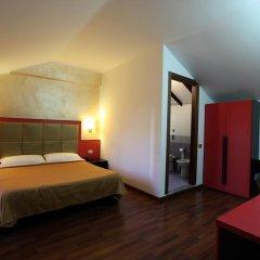 Lux Hotel Durante 2* Стандартный номер с двуспальной кроватью фото 9