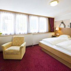 Отель Geigers Lifehotel 4* Стандартный номер с двуспальной кроватью фото 3