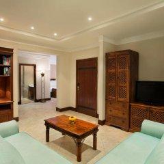 Отель Hilton Al Hamra Beach & Golf Resort 5* Стандартный номер с различными типами кроватей фото 3