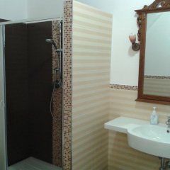 Отель B&B Il Mulino del Monastero Италия, Конверсано - отзывы, цены и фото номеров - забронировать отель B&B Il Mulino del Monastero онлайн ванная фото 2