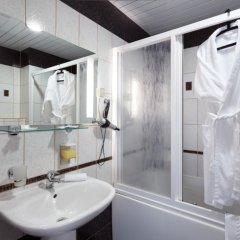 Гостиница Династия 3* Апартаменты разные типы кроватей фото 19