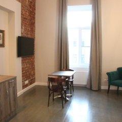 Гостиница Фортеция Питер 3* Апартаменты Комфорт с двуспальной кроватью фото 12