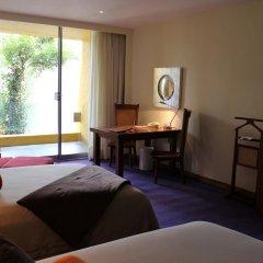 Отель Camino Real Polanco Mexico 4* Стандартный номер с разными типами кроватей фото 8