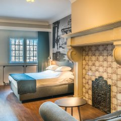 Hotel Résidence Le Quinze 3* Стандартный номер с различными типами кроватей фото 8