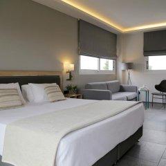 Hotel Palmyra Beach 4* Стандартный семейный номер с двуспальной кроватью