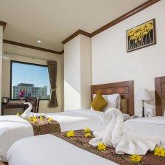 Отель Airport Resort & Spa 4* Стандартный номер разные типы кроватей фото 2