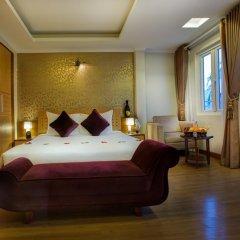 Hanoi Elegance Ruby Hotel 3* Полулюкс с различными типами кроватей фото 14