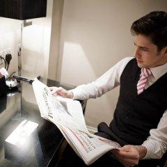 Отель Fraser Suites Edinburgh 4* Стандартный номер с двуспальной кроватью фото 3
