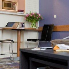 Отель Aparthotel Adagio la Defense le Parc 4* Студия с различными типами кроватей фото 5