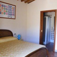Отель Agriturismo Fattoria Di Gragnone 3* Улучшенный номер фото 14