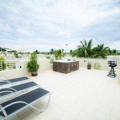 Отель Oriental Beach Pearl Resort 3* Вилла Премиум с различными типами кроватей фото 4