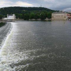 Отель Garden Residence Prague Castle Чехия, Прага - отзывы, цены и фото номеров - забронировать отель Garden Residence Prague Castle онлайн приотельная территория