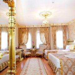 Отель White House Istanbul Стандартный семейный номер с двуспальной кроватью фото 7