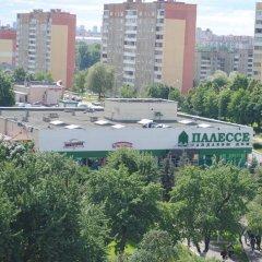 Отель Comfort Arenda Minsk 4 Минск приотельная территория