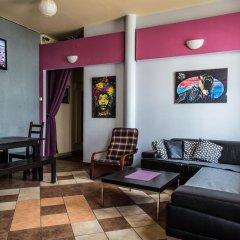 Music Hostel Piotrkowska интерьер отеля фото 2
