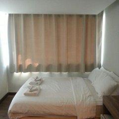 Отель Nantra Silom 3* Стандартный номер с различными типами кроватей фото 3