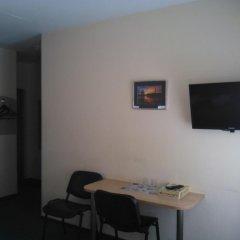 Гостиница Курская 3* Стандартный номер с двуспальной кроватью