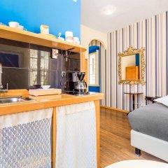 Апартаменты Captain's Apartments Улучшенная студия с различными типами кроватей фото 15