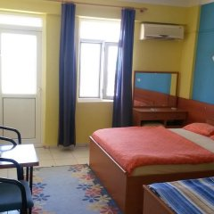 Hotel Grün Стандартный номер фото 9