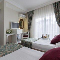 Alaiye Kleopatra Hotel 4* Стандартный номер с различными типами кроватей фото 5