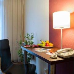 Leonardo Hotel Brugge 3* Номер Комфорт с различными типами кроватей фото 3