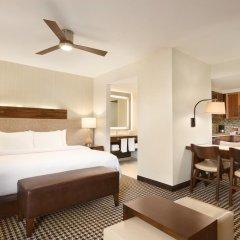 Отель Homewood Suites by Hilton Augusta 3* Люкс с различными типами кроватей фото 2