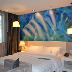 Отель Le Royal Meridien Abu Dhabi 5* Стандартный номер с различными типами кроватей