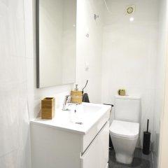 Отель Casa dos Anjos Португалия, Лиссабон - отзывы, цены и фото номеров - забронировать отель Casa dos Anjos онлайн ванная