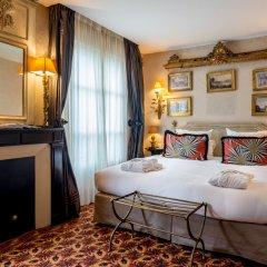 Отель Hôtel Chateaubriand Champs Elysées 4* Номер Делюкс фото 3