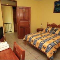Hotel Santa Ana Liberia Airport комната для гостей