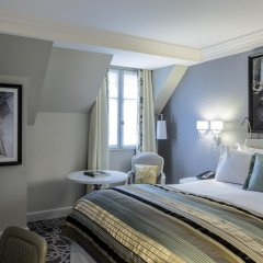 Отель Sofitel Paris Le Faubourg 5* Номер Премиум разные типы кроватей