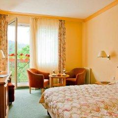 Отель Danubius Health Spa Resort Butterfly 4* Стандартный номер с различными типами кроватей фото 2