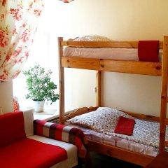 Хостел Арина Родионовна Кровать в женском общем номере с двухъярусной кроватью фото 3