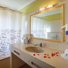 Отель Montinho De Ouro 3* Апартаменты разные типы кроватей фото 6