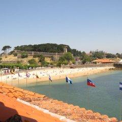 Отель Anunciada Испания, Байона - отзывы, цены и фото номеров - забронировать отель Anunciada онлайн пляж фото 2