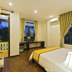 Hai Au Boutique Hotel & Spa 3* Номер Делюкс с двуспальной кроватью фото 14
