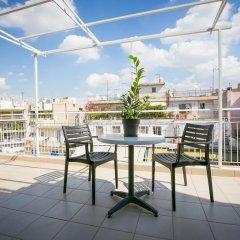 Marina Hotel Athens балкон