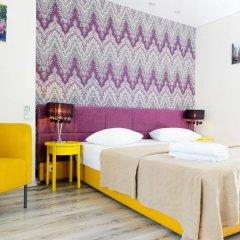Апарт-отель Кутузов 3* Улучшенные апартаменты с различными типами кроватей фото 6