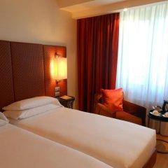 Отель Starhotels Michelangelo 4* Улучшенный номер с различными типами кроватей фото 4