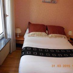 Отель Hôtel Le Petit Château 2* Стандартный номер с разными типами кроватей