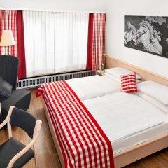Отель IMLAUER & Bräu Австрия, Зальцбург - 1 отзыв об отеле, цены и фото номеров - забронировать отель IMLAUER & Bräu онлайн комната для гостей фото 2