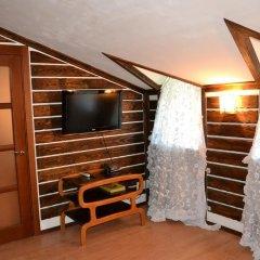 Gnezdo Gluharya Hotel Люкс с различными типами кроватей фото 4