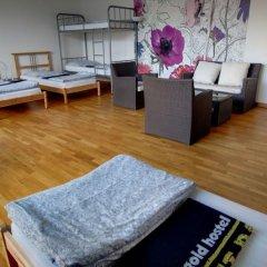 Heart of Gold Hostel Berlin Кровать в общем номере с двухъярусной кроватью фото 12