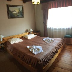 Гостиница Smerekova Khata Полулюкс разные типы кроватей фото 4
