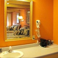 Отель Coast Inn and Spa Fort Bragg 2* Стандартный номер с 2 отдельными кроватями фото 5